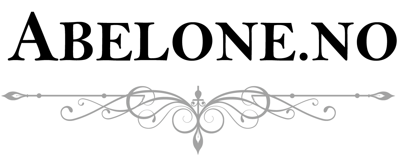 logo abelone ornament under
