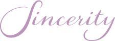 Sincerity logo