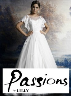 PASSIONS BY LILLY, Passions by LILLY Brudekjoler, Lilly Brudekjoler, Passions lilly